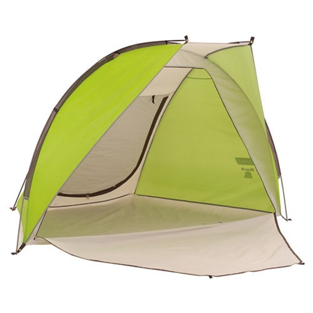 Coleman Compact Shade Shelter Beach Umbrella