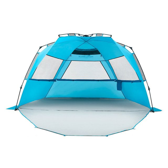 Pacific Breeze Deluxe XL Easy Setup Beach Tent
